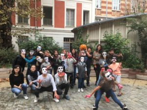 RTT solidaire Leboncoin, Halloween 2017